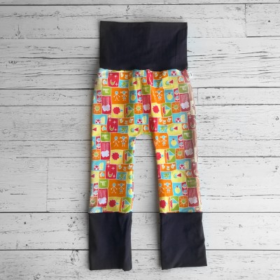 Pantalon Évolutif pour Enfant - Le Coloré