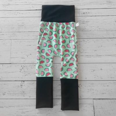 Pantalon Évolutif pour Enfant - Melon Noir