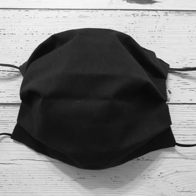 Masque Lavable Adulte - Noir #23