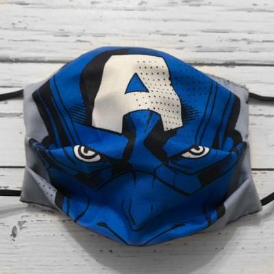 Masque Lavable Enfant - Super Héros #13