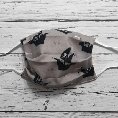 Masque Lavable Enfant - Pirates #2